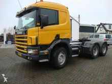 Scania 114-380 6x4 tractor unit
