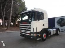 cabeza tractora Scania 124L 420