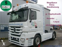 trattore Mercedes Actros 1846 Mega Space Retarder+ AHK 109.000 km