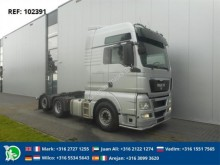 trattore MAN TGX 28.540 XXL