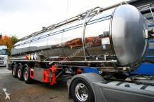 Mercedes Chemie-Tankauflieger 33m³ ADR/GGVS/FL/AT/EX tractor unit