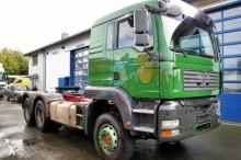 cabeza tractora MAN 26.440 TGA SZM+Kipphydraulik Schaltung