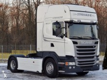 Scania R 410 / STREAMLINE / RETARDER / / tractor unit