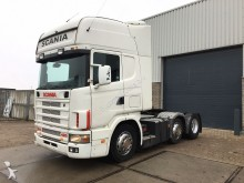 cabeza tractora Scania 124L 420 Manual - Airco - Steel / Air