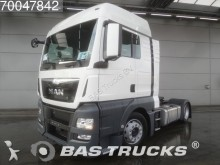 new MAN exceptional transport tractor unit