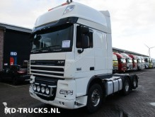 DAF XF 105 510 6x2 manual tractor unit