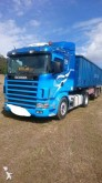 cabeza tractora Scania L 124L