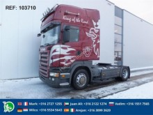 Scania R500 V8 MANUAL TOPLINE RETARDER EURO 4 tractor unit