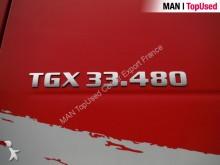 cabeza tractora MAN TGX 33.480 6X4 BLS