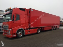 Volvo FH420 + Schmitz multitemp double stock tractor unit