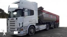 cabeza tractora Scania L 114L