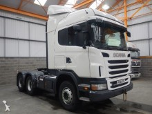 trattore Scania G440 HIGHLINE 6 X 4 TRACTOR UNIT - 2011 - FG61 SYX