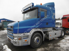 Scania 124-420-TORPEDO-ORG KM-1 HAND tractor unit