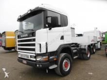 tracteur Scania 124-400-4X4-ORIGINAL KM-KEIN ROST