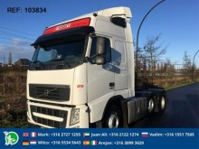 cabeza tractora Volvo FH460 - SOON EXPECTED - PUSHER GLOBETROTTER EURO 5