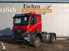 Mercedes 1845 AS Arocs, 4x4, Klima, Kipphydr., Blatt tractor unit