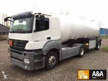 Mercedes Axor 1836 + Gofa 1-axle semi trailer for LPG GPL tractor unit