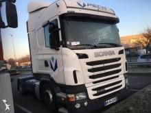 trattore ribassato Scania