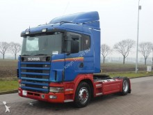 Scania R124.420 MANUAL RETARDER tractor unit