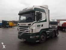 Scania R440 SRS tractor unit