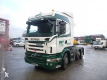 Scania R420 SRS tractor unit