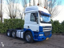 DAF FTG CF85.430 Manual Euro3 Hydrauliek tractor unit