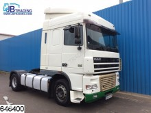 DAF XF 95 430 Manual, Retarder, Airco, Hydraulic tractor unit