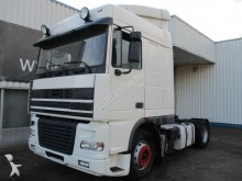 DAF XF 95 430 , Airco, Spacecab , Euro 2 , Manual ZF tractor unit