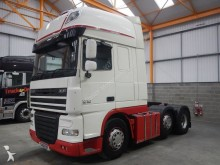DAF XF105, 510 SUPERSPACE EURO 5, 6 X 2 TRACTOR UNIT - 2010 - SV10 E tractor unit