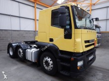 trattore Iveco STRALIS 460 EURO 5 ACTIVE TIME PET REGS/ADR SPEC 6 X 2 TRACTOR U