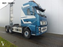 Volvo FH700 GLOBETROTTER FULL STEEL HUB REDUCTION EURO 5 tractor unit