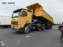 Volvo FH16.470 WITH DUMPER MANUAL FULL STEEL HUB REDUCTION tractor unit
