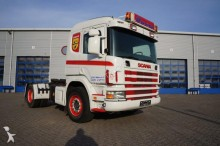 Scania 114-340 Manual Hydraulics FULL STEEL SUSPENSION tractor unit