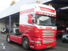 Scania R 500 / Manuel / etade / Euo 5 / V8 / Toplin tractor unit
