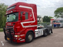 tracteur Scania R560 double boogie retarder EURO5
