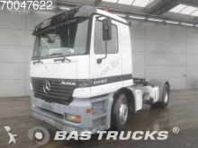 Mercedes Actros 1840 S 4X2 Manual Big-Axle Steelsuspensio tractor unit