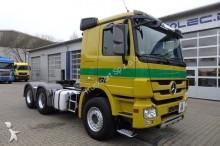 cabeza tractora Mercedes ACTROS 2646 SZM 6x4 Euro5 Kipphyd. + Retarder