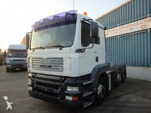 MAN TGA 26.410 FPLT 6x2 (MANUAL GEARBOX / HYDRAULIC tractor unit