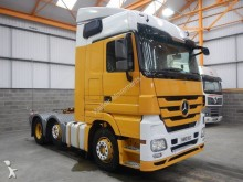 Mercedes ACTROS 2544 MEGASPACE 6 X 2 EURO 5 TRACTOR UNIT - 2010 - NA10 XU tractor unit