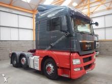 MAN TGX 26.440 EURO 5 XLX 6 X 2 TRACTOR UNIT - 2010 - MV60 WOD tractor unit