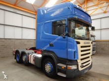 Scania R420 TOPLINE 6 X 2 TRACTOR UNIT - 2007 - WX57 EVK tractor unit
