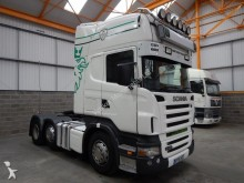 Scania R480 TOPLINE 6 X 2 TRACTOR UNIT - 2006 - SF56 HZT tractor unit
