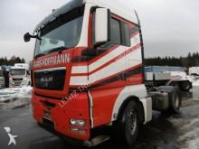 tracteur MAN 18440TGX-MANUAL-KIPPHYDRAULIK