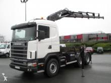 Scania G 124G420 tractor unit
