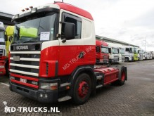 Scania R 124 420 manual tractor unit