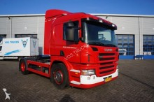 Scania P 340 Euro 3 Automatic 2005 tractor unit