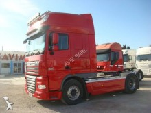 used DAF hazardous materials / ADR tractor unit