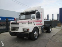 Scania T113H-360+STEEL SUSP+BIG AXLE (Torpedo) tractor unit