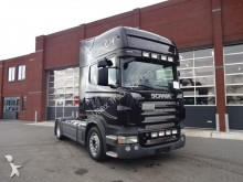 Scania R480 topl manuel retarder tractor unit