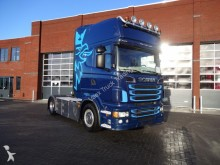 Scania R500 automatic retarder 2012 tractor unit